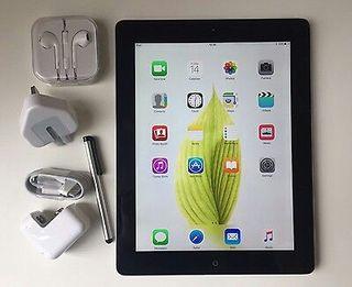 Apple Ipad 3rd generation black 64