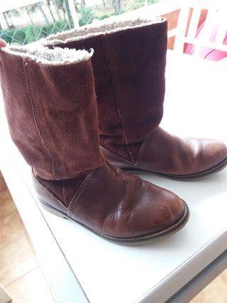 botas zara talla 34