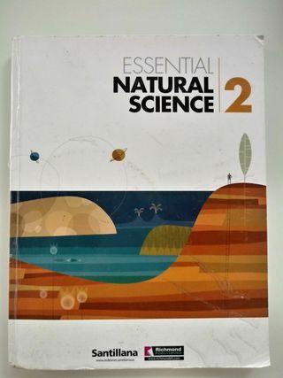 Essential Natural Science 2ESO, Santillana