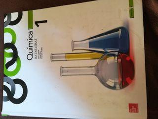 llibre quimica 1bat / libro quimica 1bat