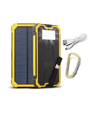 Bateria solar externa 15.000mah