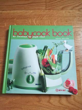 Libro recetas baby cook + arrocera de regalo