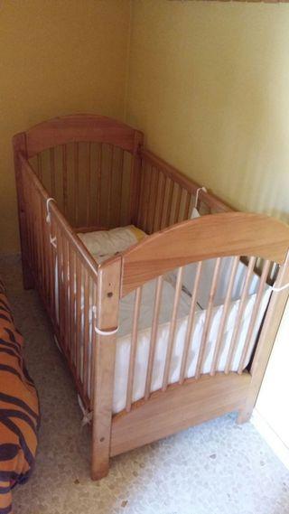 cama para bebes