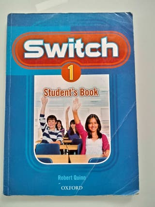 Switch 1 Student's Book, OXFORD