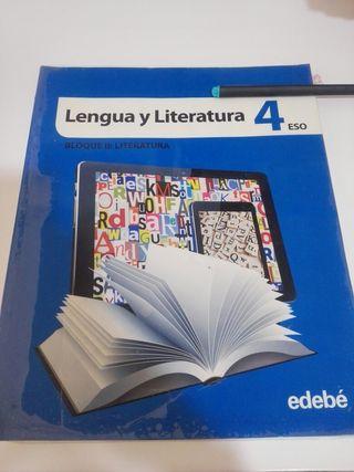 libro de literatura