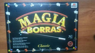 Magia Borras - Juego de magia
