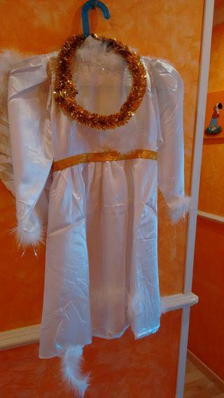 Disfraz infantil de angelito