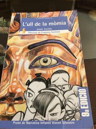 L'ull de la momia