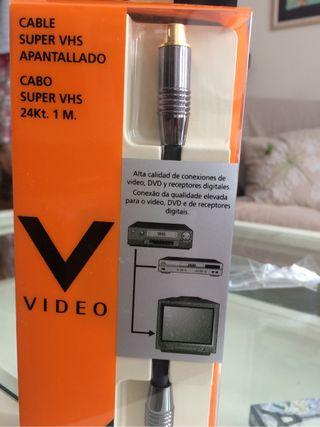 Cable Vx/01 VHS nuevo