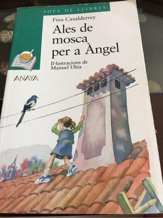 Ales de mosca per a Angel