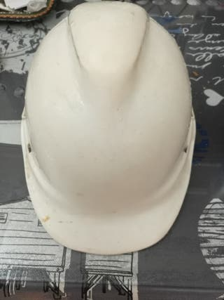 protector cabeza para trabajos