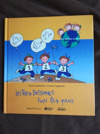 llibre les tres bessones fan les paus
