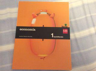 Libro economia 1 bachiller nuevo