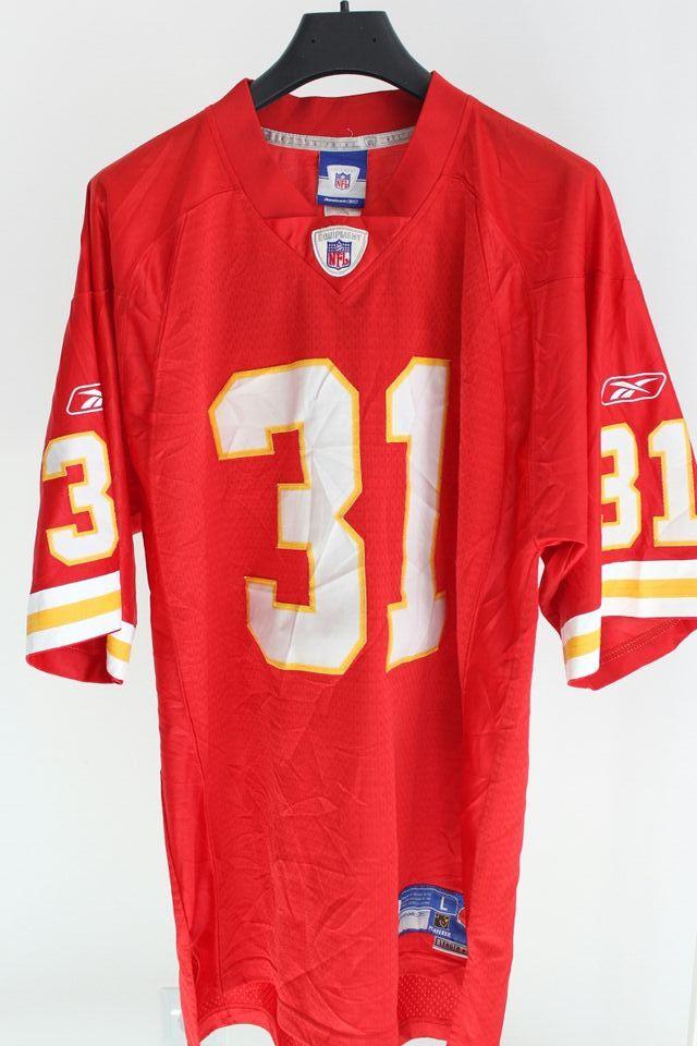 Camiseta NFL Chiefs L de segunda mano por 29 € en Madrid en WALLAPOP 329b26a289d