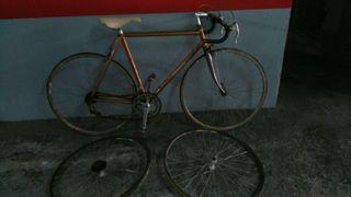 Bicicleta regalo ruedas