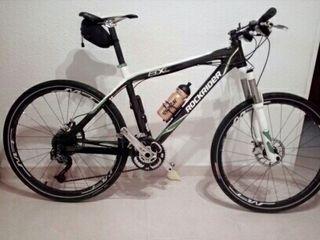 bicicleta de montaña de carbono