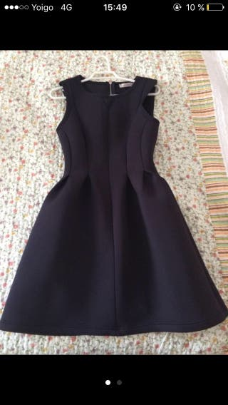 Vestido neopreno pull and bear