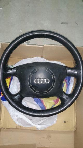 volante audi y airbag