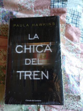 Novela La chica del Tren