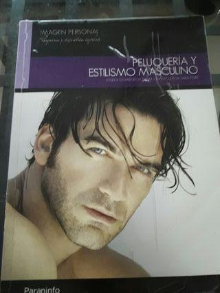 vendo libros de peluquería y cosmetica capilar.