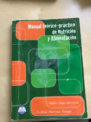 Manual nutricion alimentacion