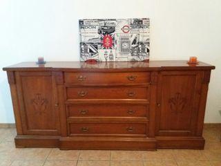 Mueble aparador de segunda mano por 650 en pamplona en wallapop - Segunda mano pamplona muebles ...