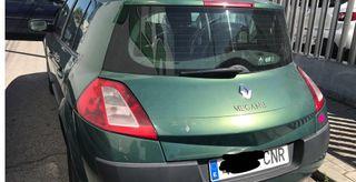 Renault Megane 1,9 dci año 2003