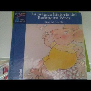 La mágica historia del ratoncito Pérez