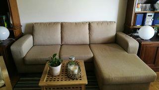 Sofá chaise longue. OPORTUNIDAD