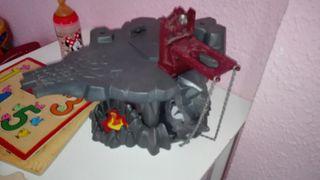 cueva dragon playmobil