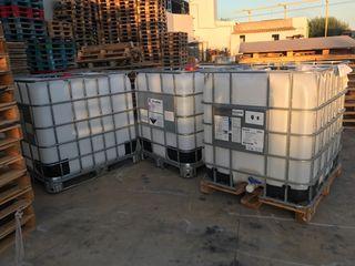Contenedor de 1000 litros