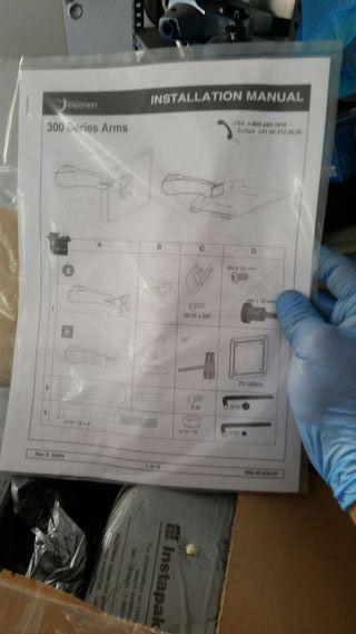 Brazo Monitor ergotron