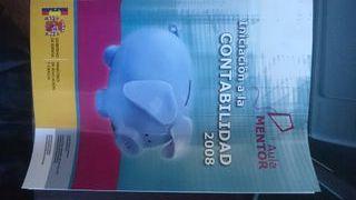 libro iniciación contabilidad
