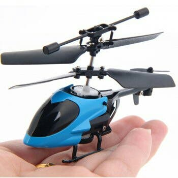 Mini helicóptero