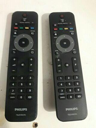 mando philips tv original