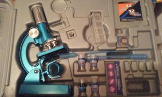 Microscopio infantil deluxe