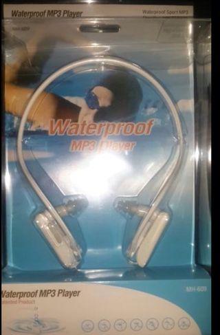 Auriculares acuáticos