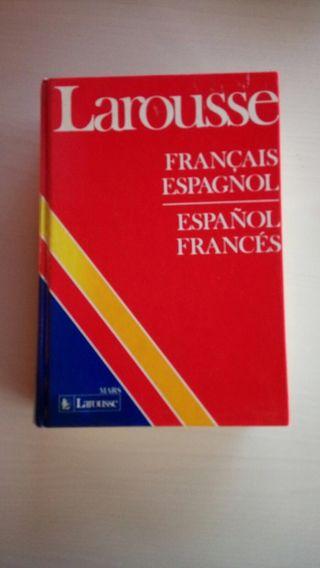 Diccionario español - frances