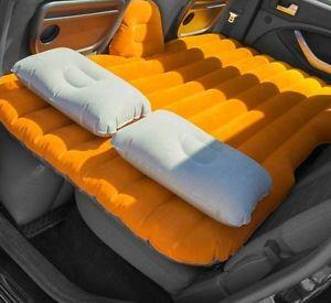 cama hinchable para el coche