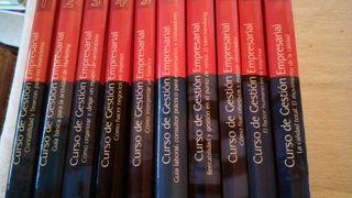 10 libros curso de gestion empresarial