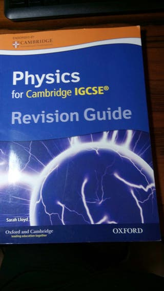 Libro IGCSE physics