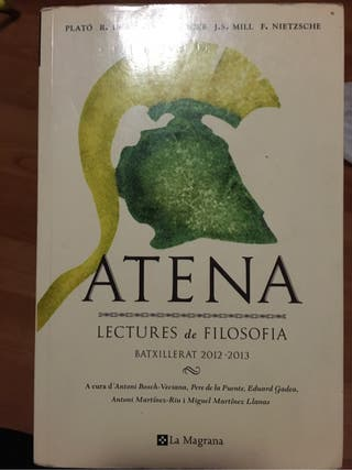 Libro lectura ATENEA