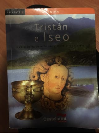 Libro lectura Tristán e Iseo