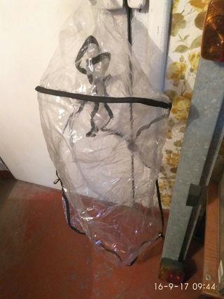 plastico silla