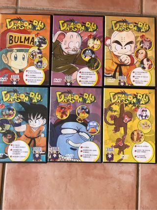 Colección Dragon Ball DVD
