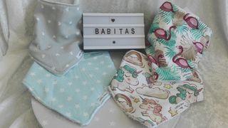 babitas bandanas baberos