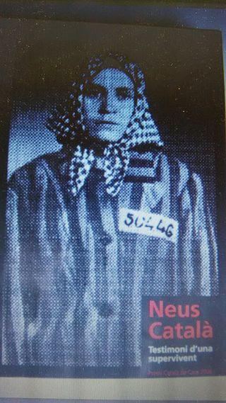 libro : neus catala. testimoni d'una supervivent