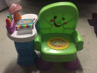Silla infantil Fisher Price