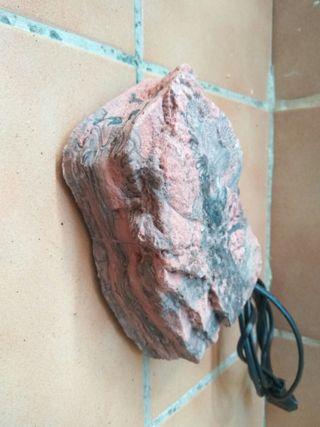 Piedra de calor para reptiles