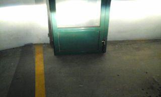 Puerta de balcón